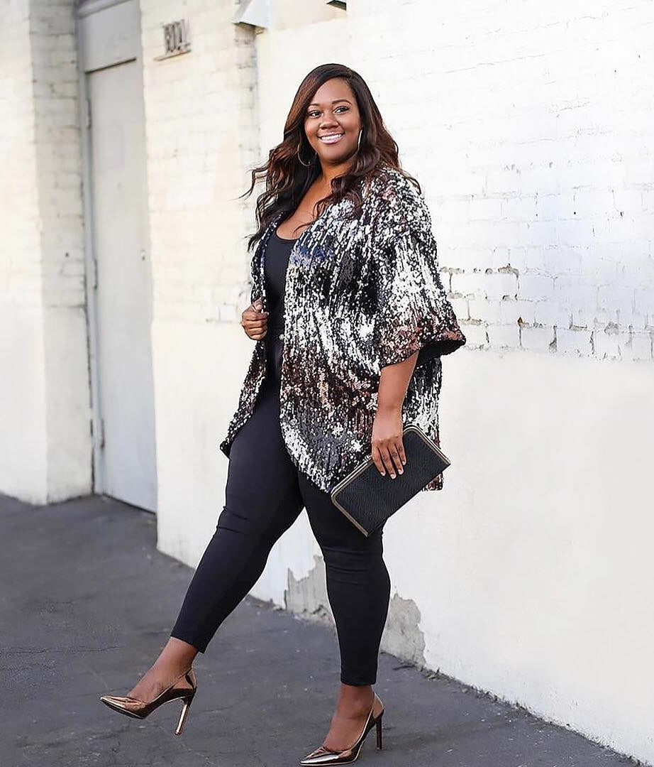 Plus Size Outfit Ideas for Your First Date-5