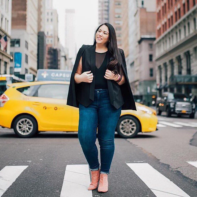 Plus Size Outfit Ideas for Your First Date-1