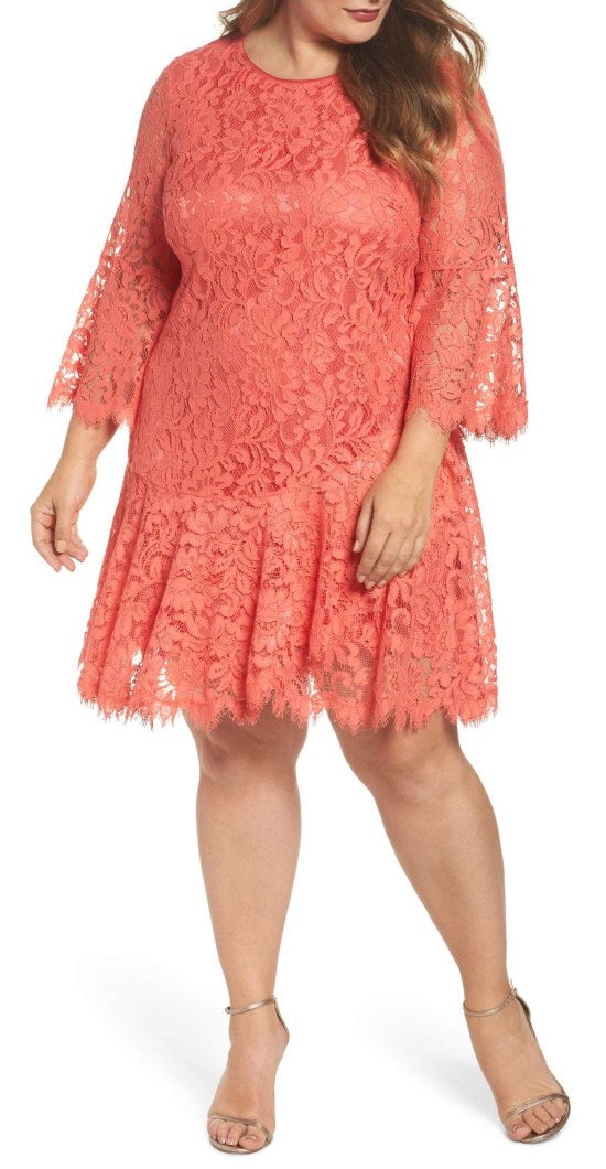 Plus Size Spring Wedding Guest Dresses