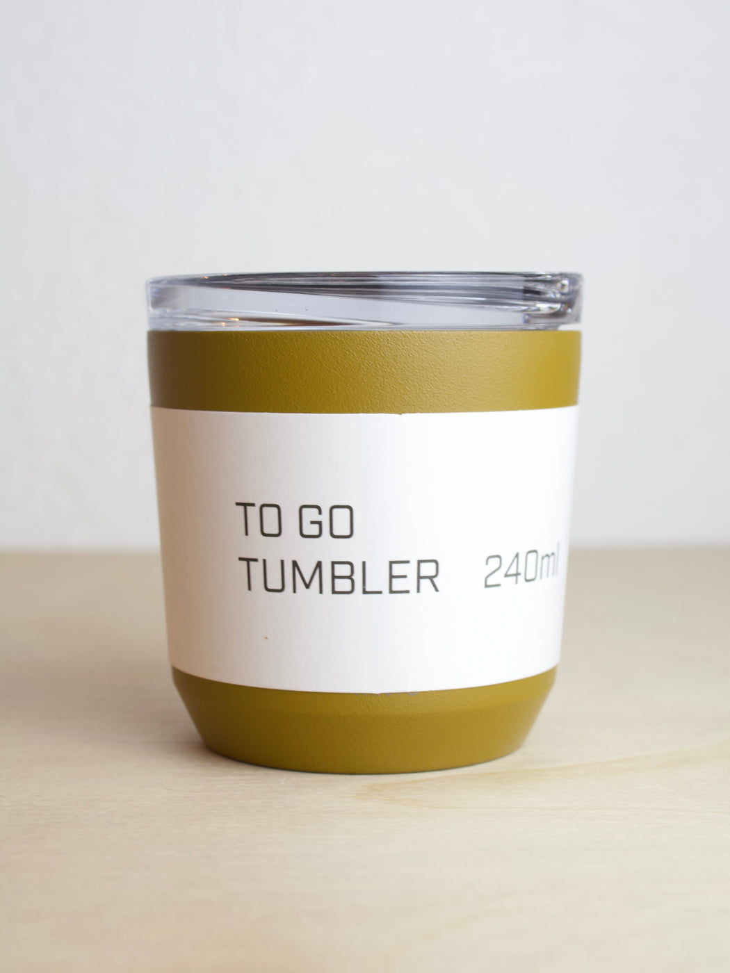 Kinto- To Go Tumbler 240ml