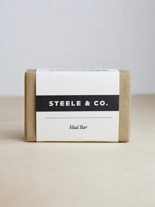Steele & Co Soaps- Mud Bar