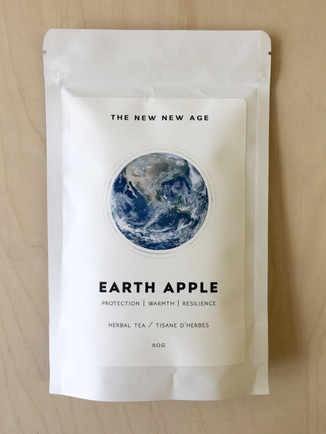 The New New Age - Earth Apple