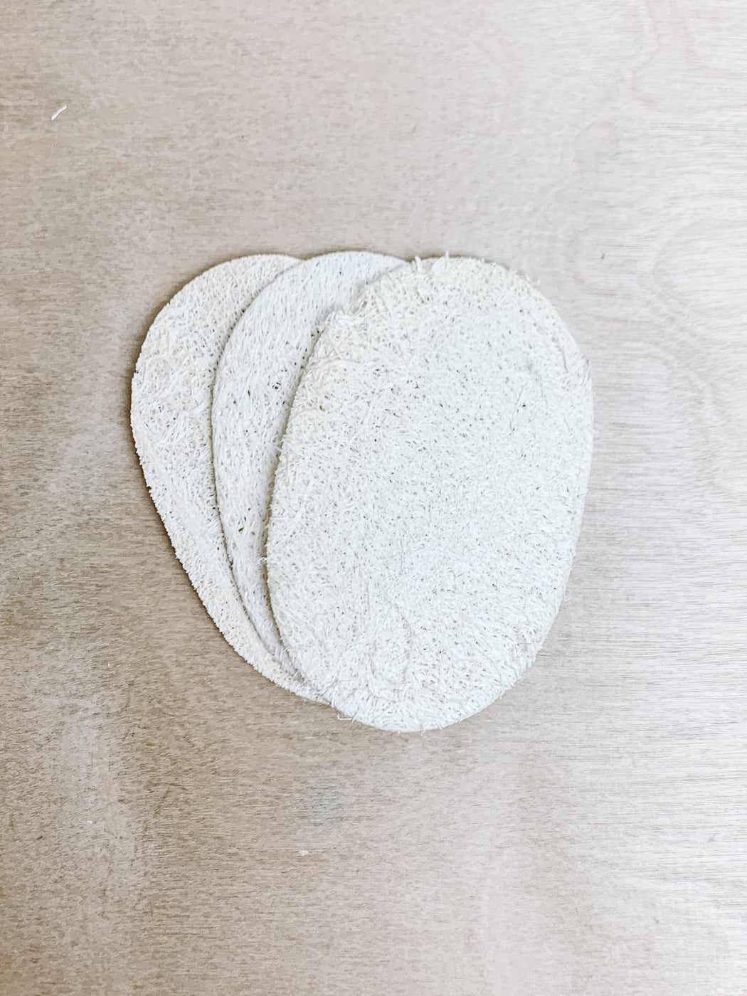 No Tox- Vegan Dish Sponge 3 pack