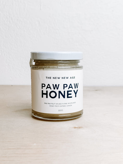 The New New Age- Paw Paw Honey