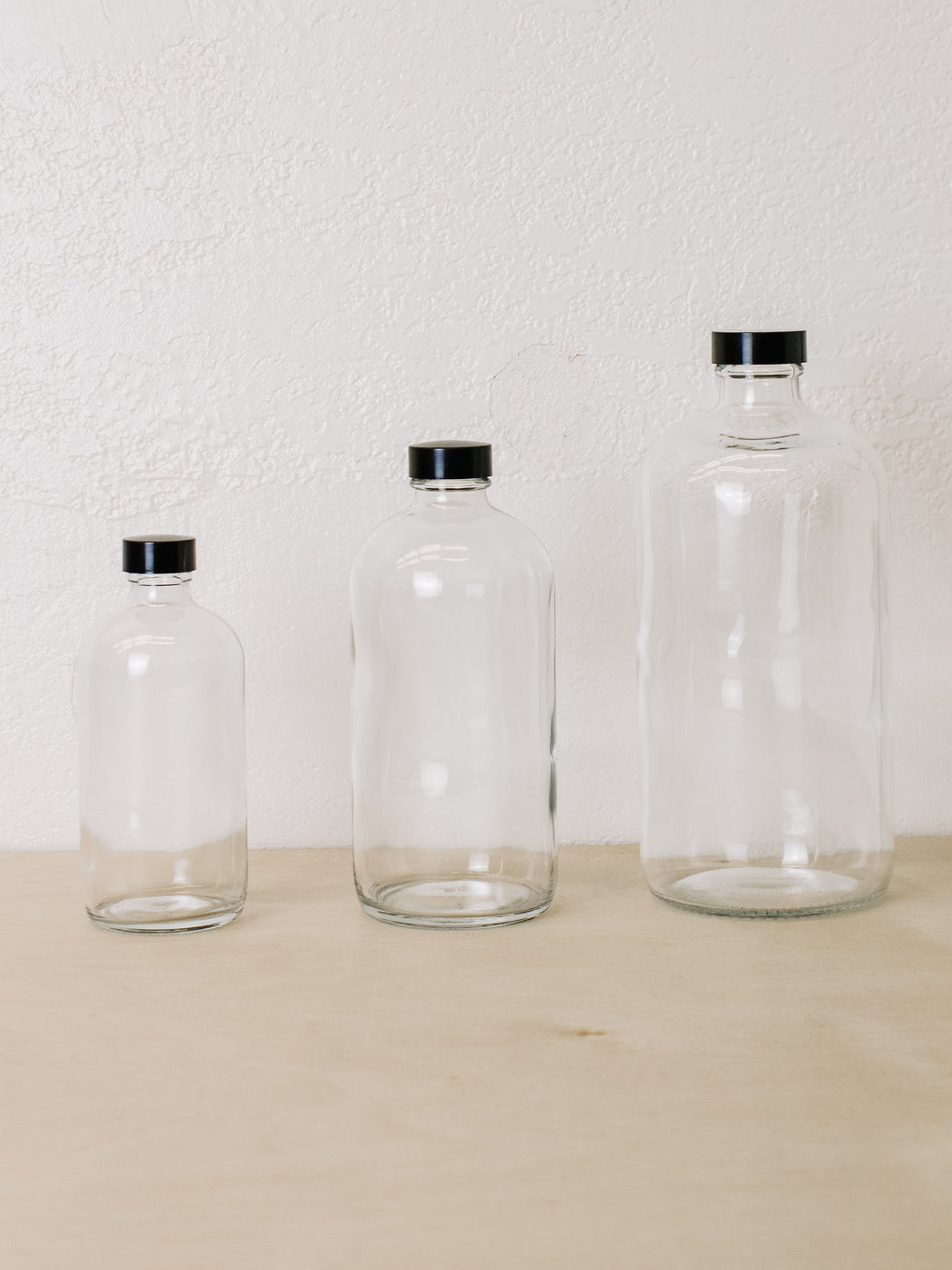 Lore General Supplies- Clear Bottle