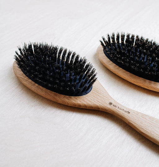 Iris Hantverk- Hair Brush w/Boar Bristles