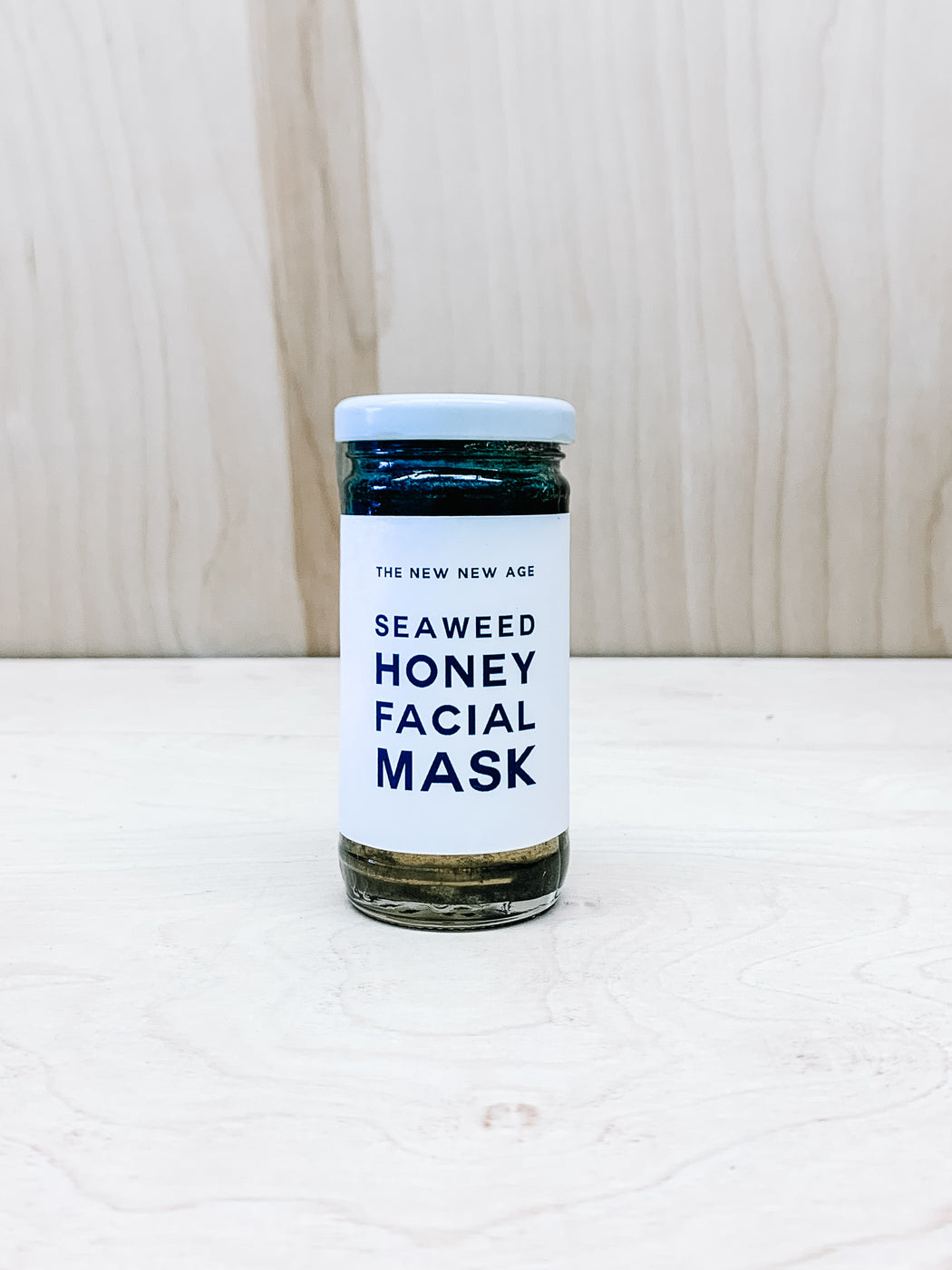 The New New Age- Seaweed and Honey Mask