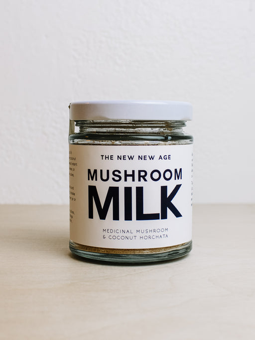 The New New Age- Mushroom Milk