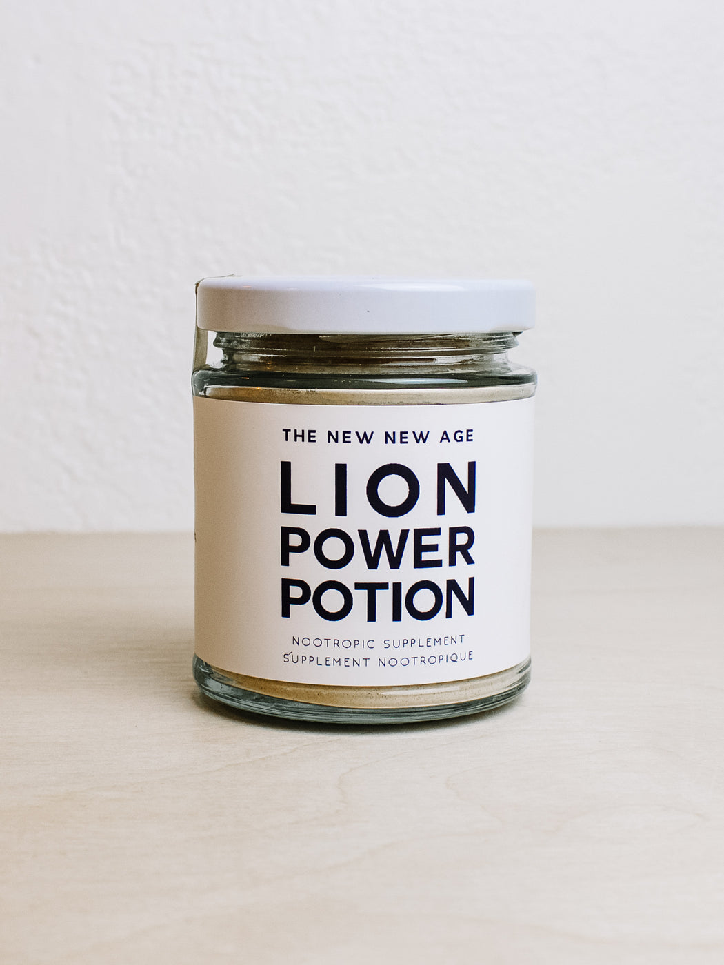 The New New Age-Lion Power Potion