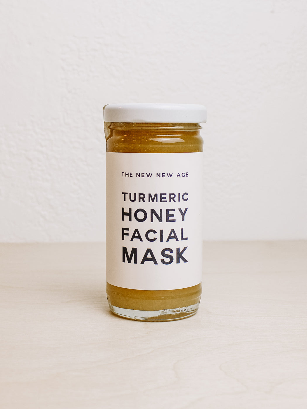 The New New Age- Honey Turmeric Mask