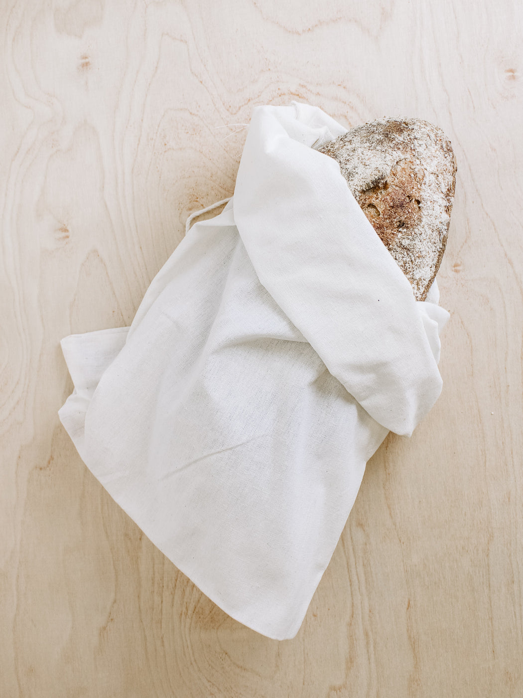 Lore General Supplies- Muslin Bread Bag