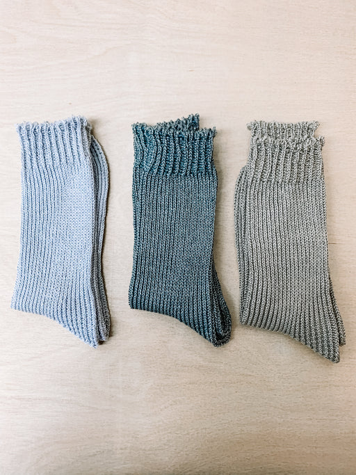 Lore General- Linen Socks