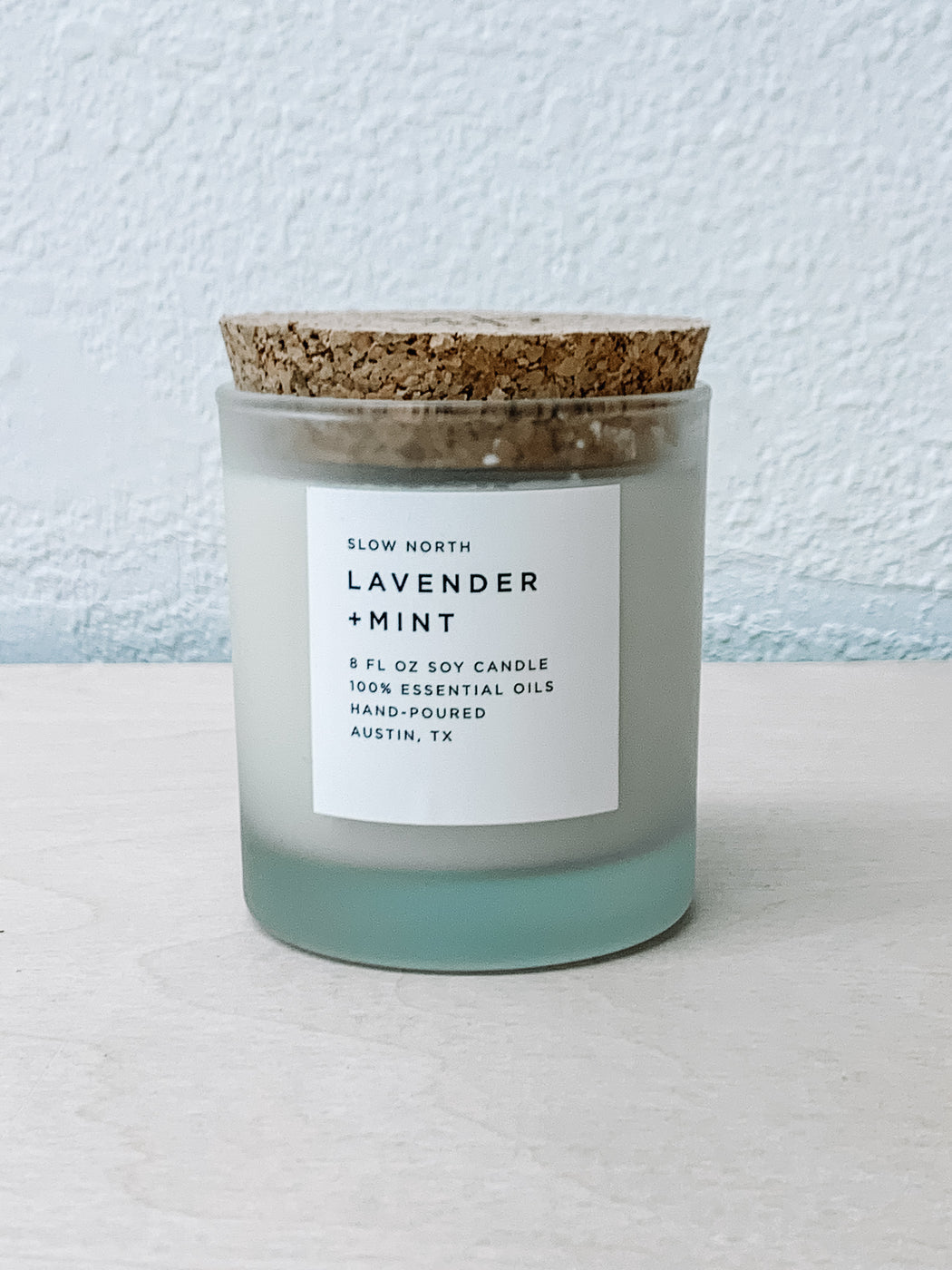 Slow North - Tumbler Candle