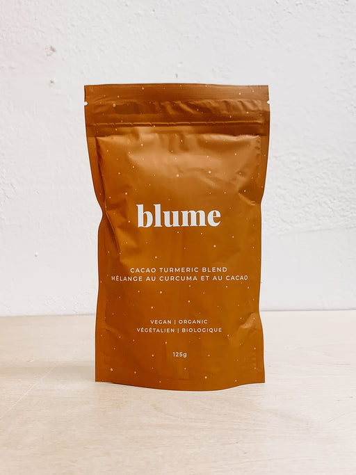 Blume- Cacao Tumeric Blend