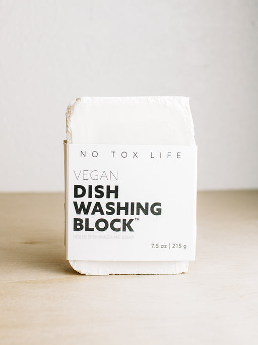 No Tox Life - Dish Washing Block