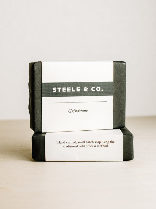 Steele & Co- Grindstone Soap