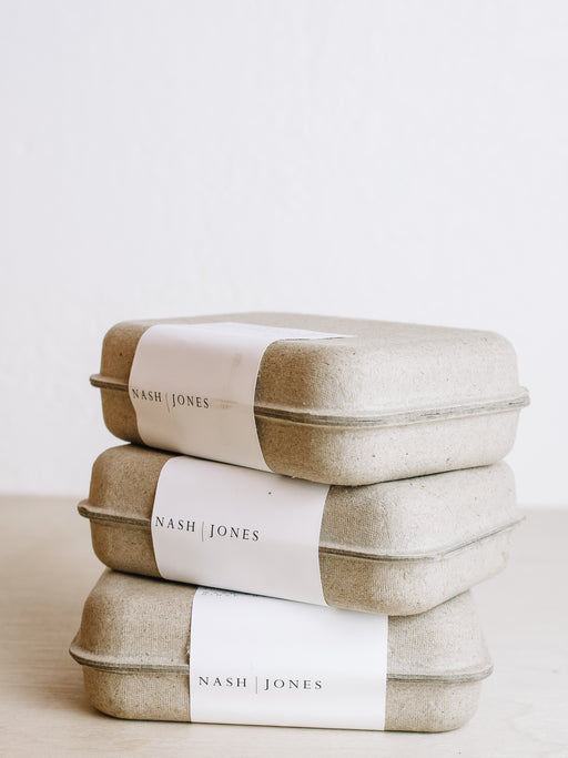 Nash and Jones - Cleansing Soap Bars