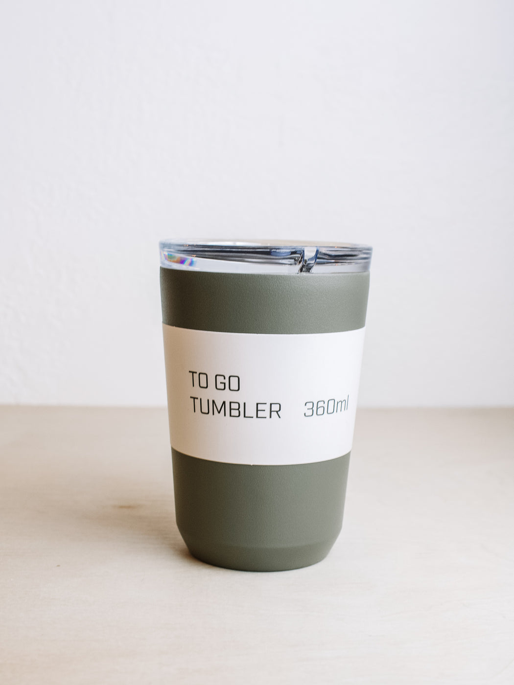Kinto - To Go Tumbler 360ml