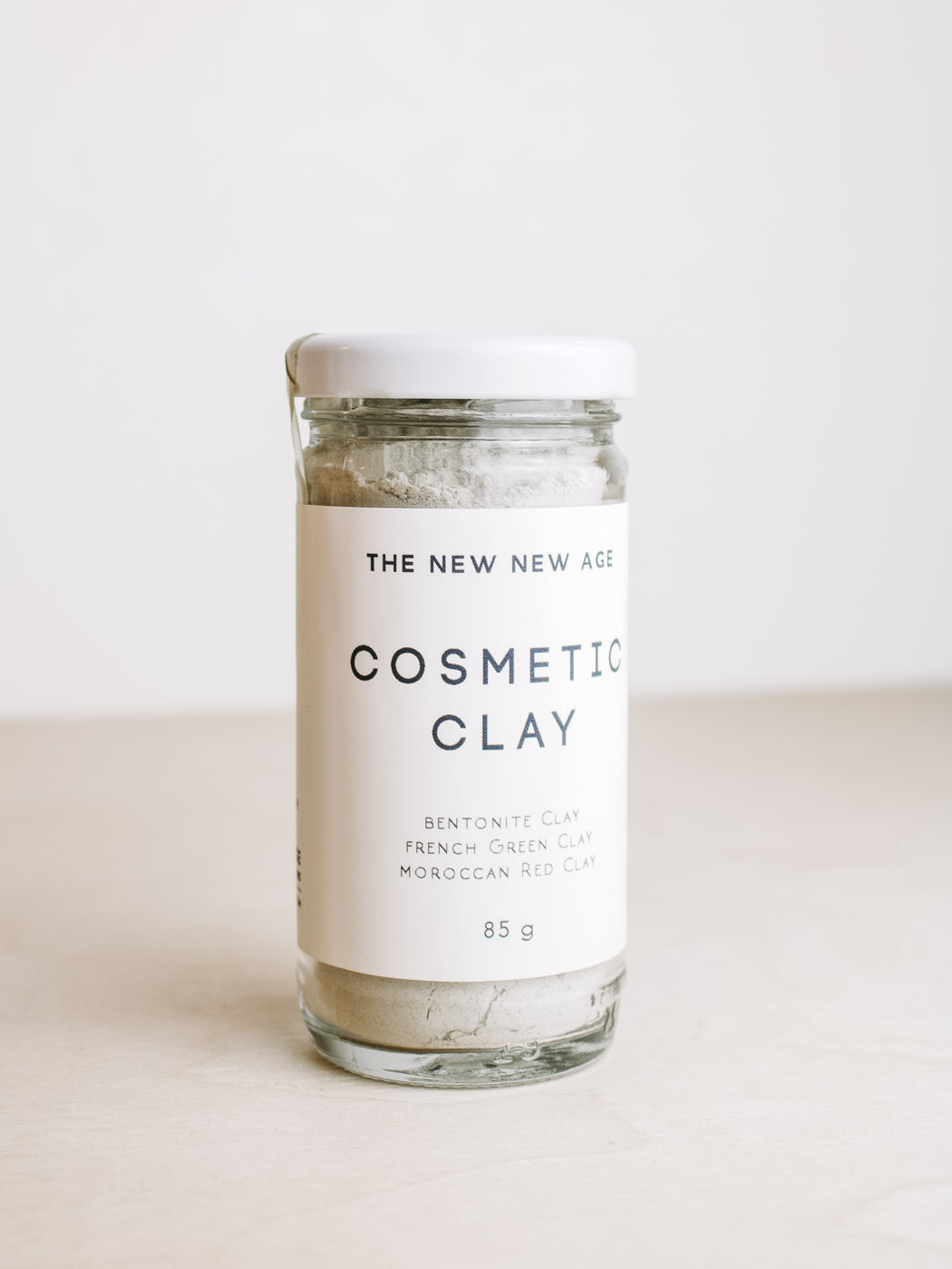 The New New Age - Cosmetic Clay Mask