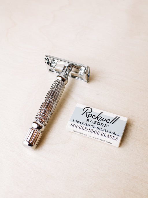 Rockwell Originals- R1 Safety Razor