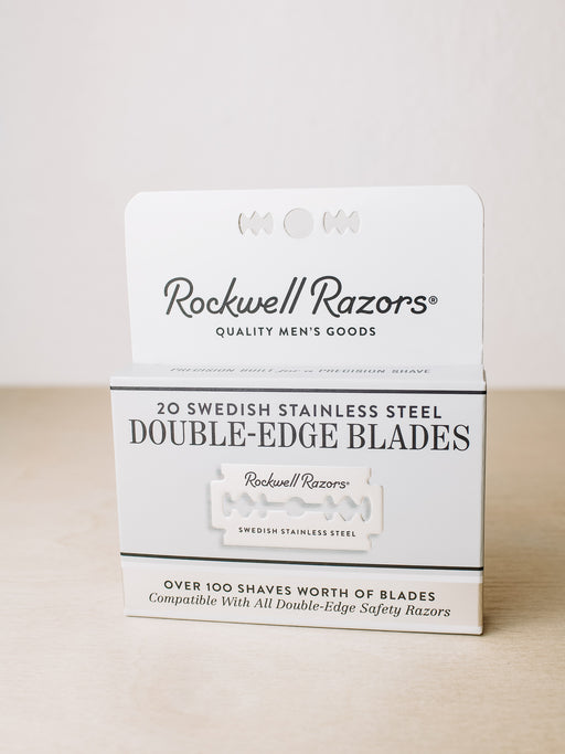 Rockwell Originals- 20 Blade Replacement Pack