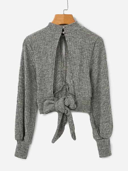 Openly Chic'ing Sweater
