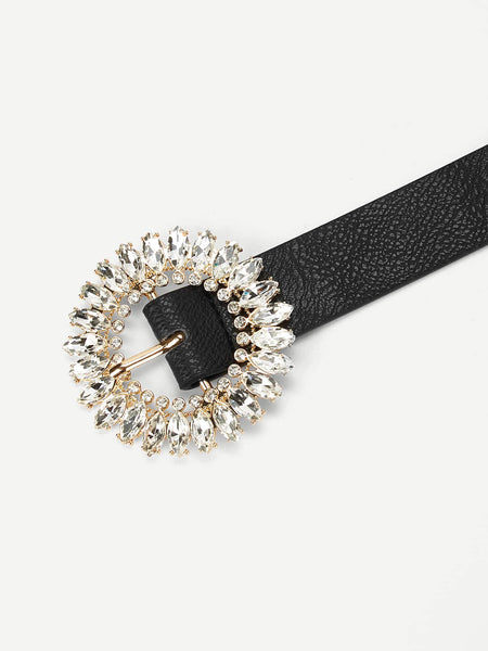 Glitzy In Stones Fashion Belt