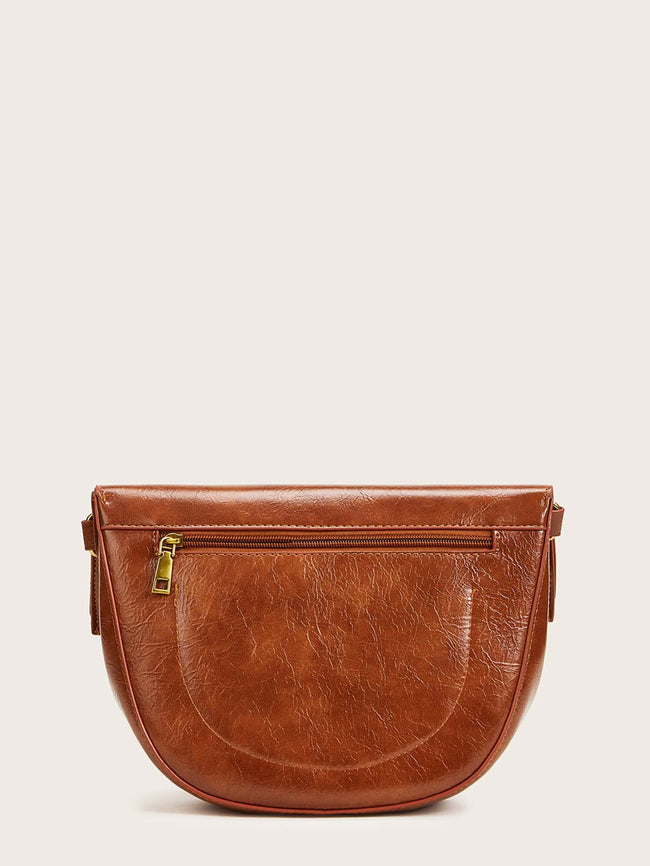 Rustic Edge Stylish Bag