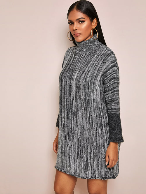 Coolwaters & Skies Sweater Dress