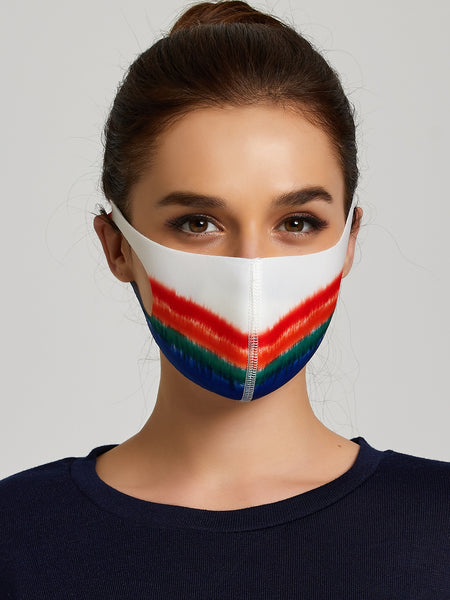 Layers Of Colors Solid Mask (In Stock 5/15/20)