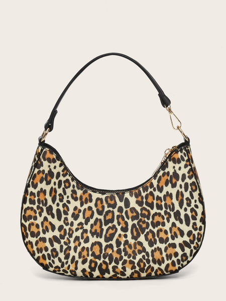 Wild And Out Hobo Bag