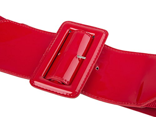 Outstanding Stunning Trendy Belt (Bold Red)