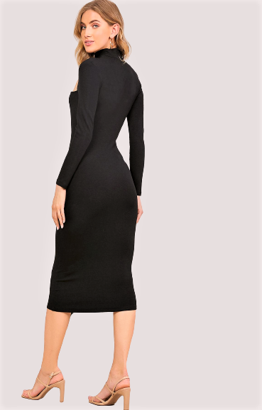 Chic & Ready Midi Dress