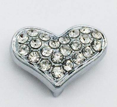 Georgeous Heart Of Stones Charm