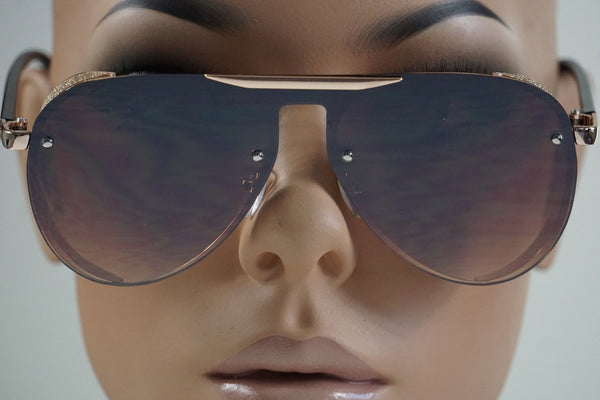The Hottest Aviators Ever (Brown)