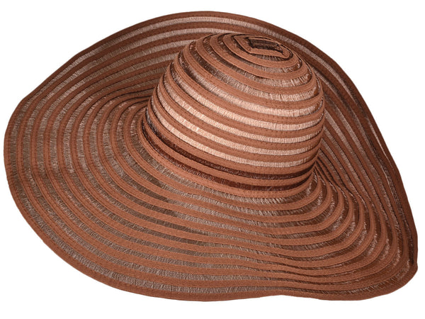 Wide Brim Straw Sun Hats
