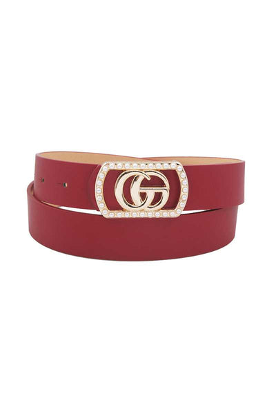 Gucci-Like Gorgeous Buckle Belt