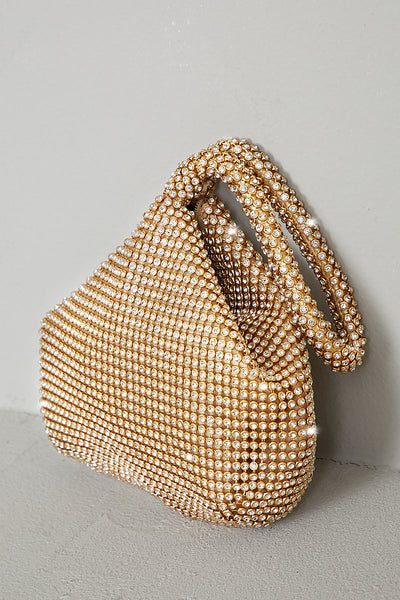 Blinging In The Pouch Handbag