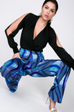 Dare To Floss & Flare Pants