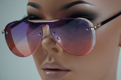 The Hottest Aviators Ever (Pink-Purple)