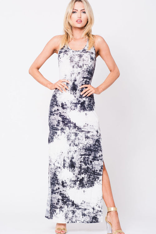 Tie Dyers Maxi Dress