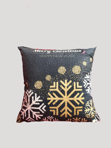 Let It Snow Pillow Cover