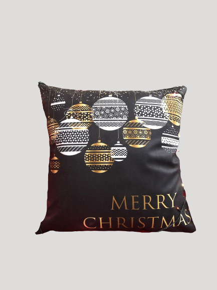 Jingle Bells Pillow Cover
