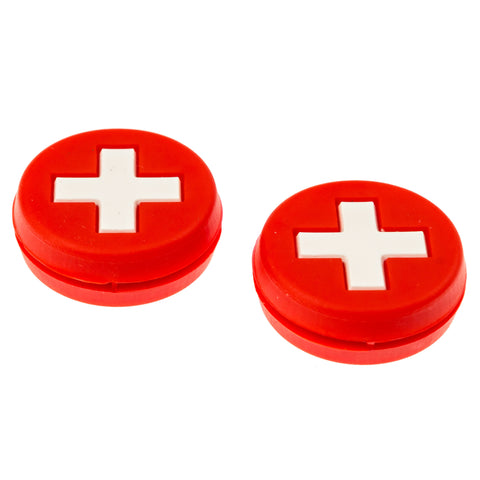 Swiss Flag Vibration Dampener