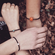Earth, Moon & Sun Bracelets