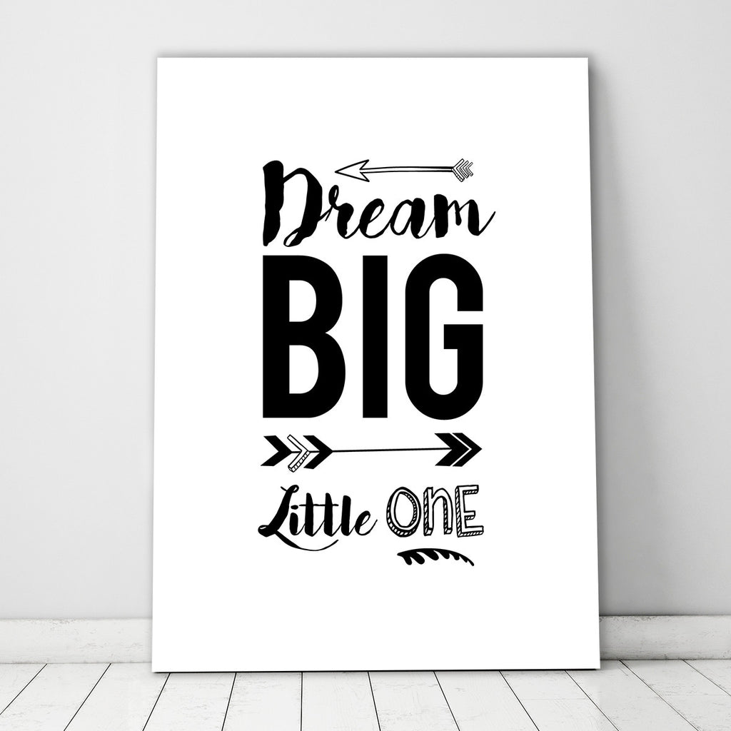 Dream Big Little One - SO! Collective