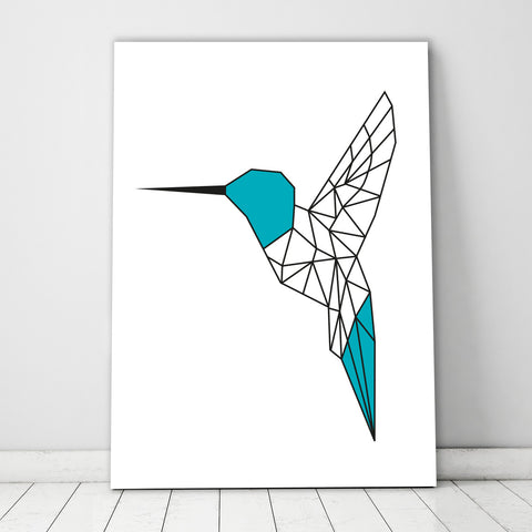 Geometric Hummingbird - SO! Collective