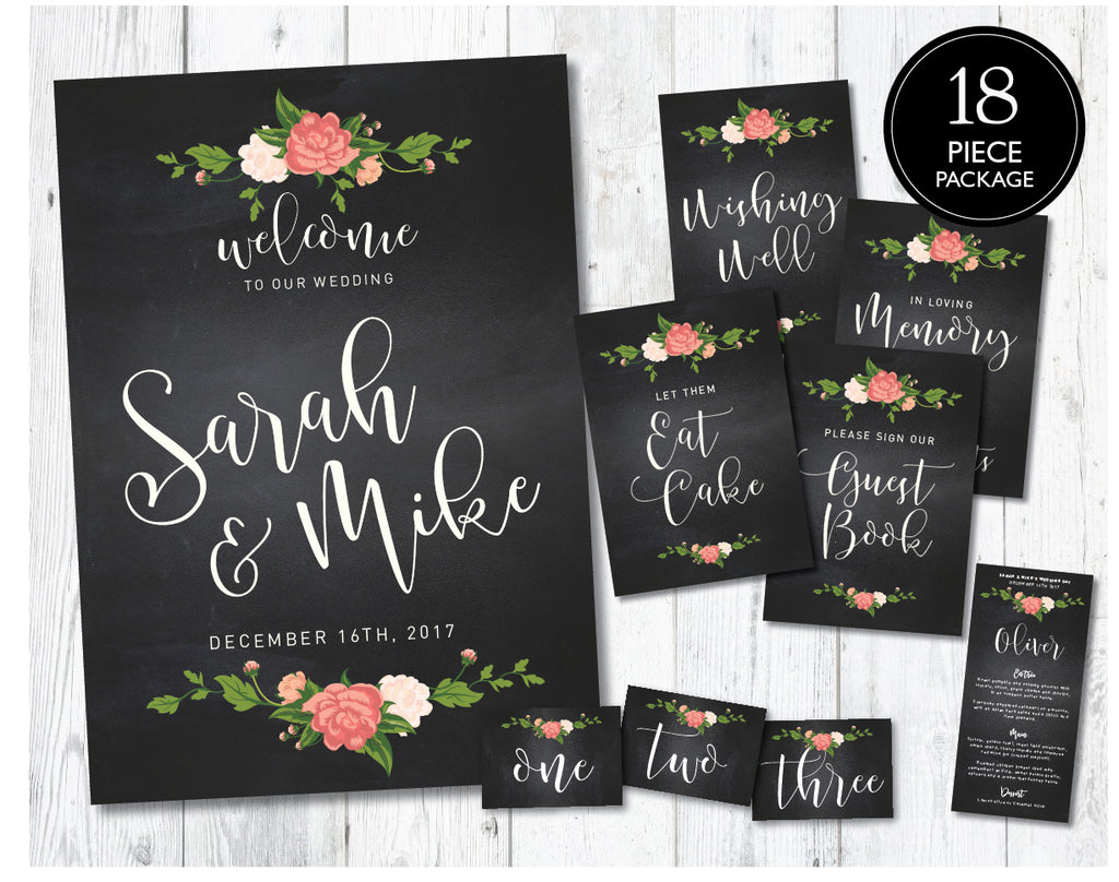 Wedding Package - Digital Package - SO! Collective