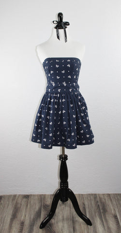 ABERCROMBIE & FITCH - Navy Dress