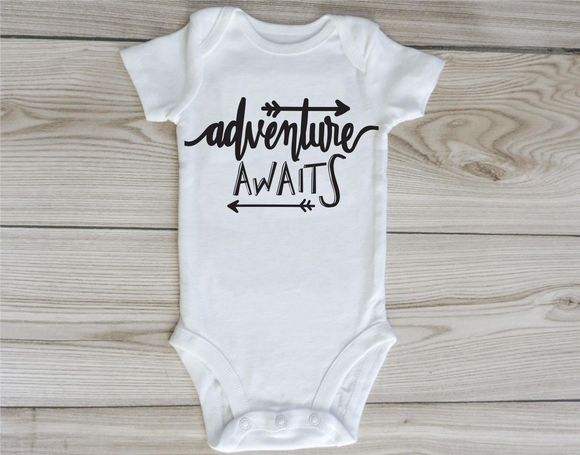 Adventure Awaits- Baby